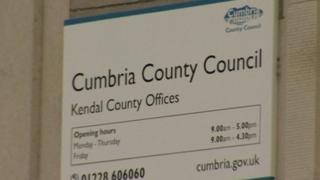 Cumbria County Council HQ