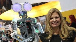 Meccanoid with Tara Tucker