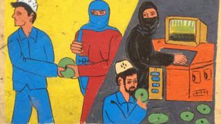 The colourful propaganda of Xinjiang
