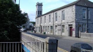 Dalbeattie Town Hall
