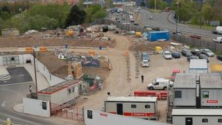 Riverlights development site