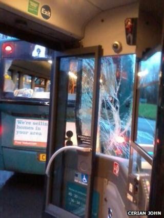 The Llanedeyrn bus crash