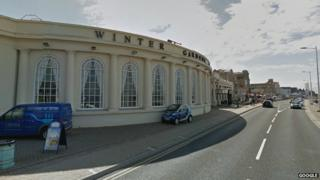 Winter Gardens, Weston-super-Mare, North Somerset