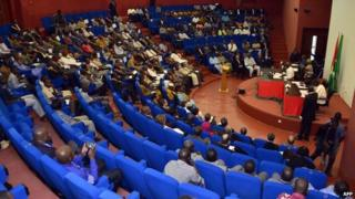 Burkina Faso Transitional National Council