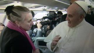 Pope Francis trip to Asia