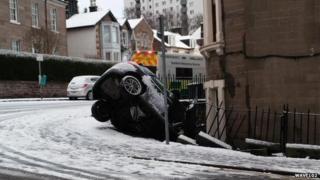 Dundee crash