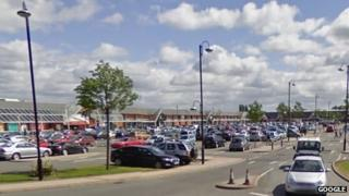 Broughton Shopping Centre