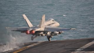 F/A-18F fighter