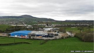 Carnbane Industrial estate, Newry
