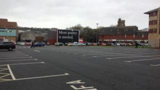 St David's car park