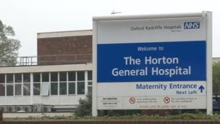 Horton General Hospital in Banbury