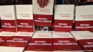 Michel Houellebecq's book