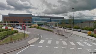 City General Hospital, Stoke-on-Trent