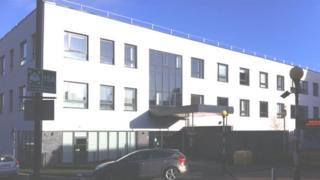Western General Royal Victoria building Pic: Alan Harcus