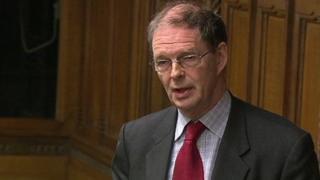 Conservative MP James Arbuthnot
