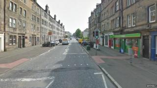 Easter Road, Edinburgh