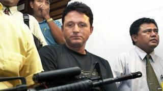 Brazilian death row prisoner in Indonesia, Marco Archer Cardoso Moreira