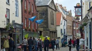 Church Street Whitby