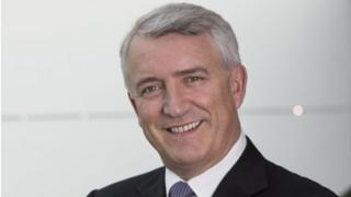 David Duffy, Clydesdale Bank CEO
