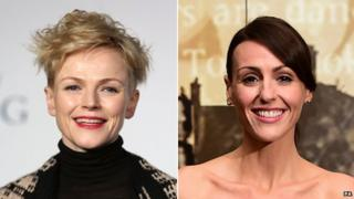 Maxine Peake and Suranne Jones