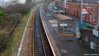 Dingle Road station