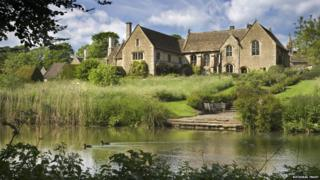 Great Chalfield Manor and Garden, Wiltshire