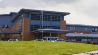 Hairmyres Hospital