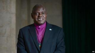 The Archbishop of York