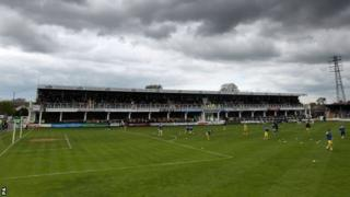 Edgar Street was the home of Hereford United for 90 years