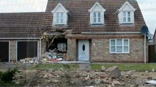 Crash house