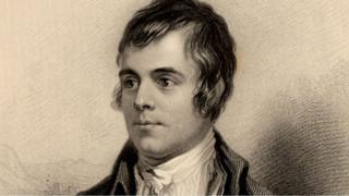 Robert Burns tried to keep his scandalous sex life secret