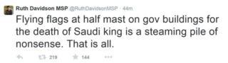 davidson tweet