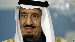 File photo: King Salman, 12 April 2012
