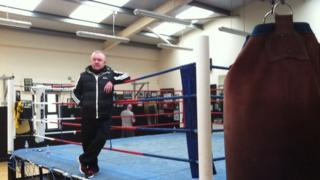 Tommy Kelly, Dockers Boxing Club coach