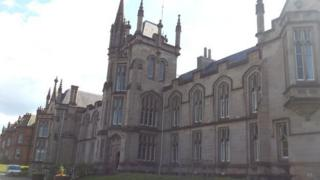 Ulster University's Magee campus