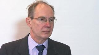 Andrew Turner - MP for the Isle of Wight