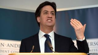 Ed Miliband, Labour Party leader