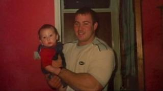 Gareth O'Connor went missing in May 2003