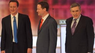 TV debates 2010