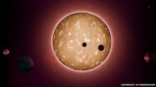 Kepler telescope identifies ancient solar system