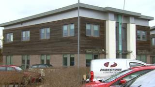 Parkstone's offices