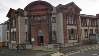 Ruthin County Hall