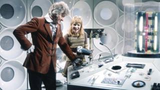 Dr Who Jon Pertweek