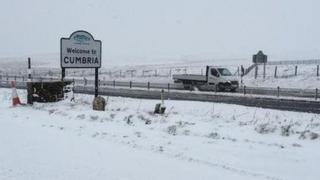 A66, Cumbria