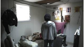 'Thanom' in sleeping quarters
