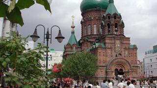 St Sophia's Orthodox Cathedral, Harbin
