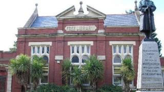 Whitchurch Library in Cardiff