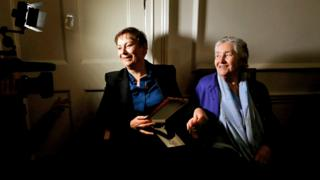 Anne Enright and her mother