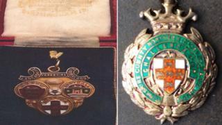 Missing medals
