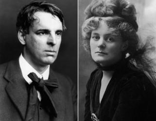 WB Yeats and Maud Gonne